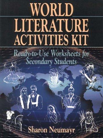 Amazon.com: World Literature Activities Kit: Ready-To-Use ...