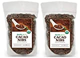 Healthworks Cacao Nibs Organic, 4lb (2 2lb Packs) For Sale