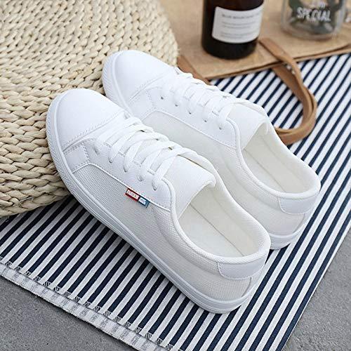 Primavera Nero Donne Sneakers Donne XINGMU Scarpe Appartamenti w85FqXw