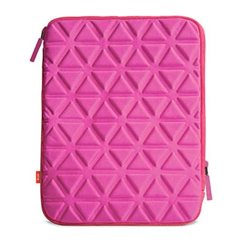 iLuv Belgique Neoprene Sleeve for Apple iPad mini - Pink (iCG8S305PNK)