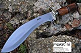 Outstanding Value - Custom Handmade Hunting Knife - 01 Carbon Steel - Kukri Knife