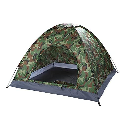 VINGLI-3-4-Person-Camping-Dome-Tent-Camouflage-Outdoor-Waterproof-Easy-Assembly-Durable-Fabric-Full-Coverage-Rain