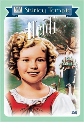 Image result for heidi shirley temple