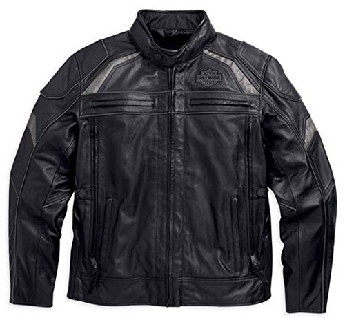 Harley Leather Coat - 2