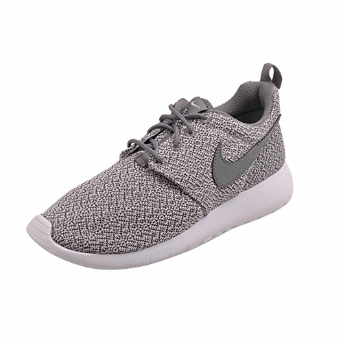Cool Bambina Roshe White Corsa GS Run Scarpe Grey Nike da Pure Platinum HqOF4Z