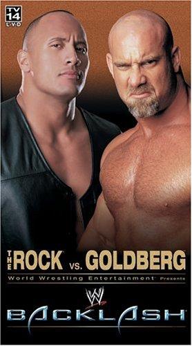 Image result for WWE Backlash 2003 Poster