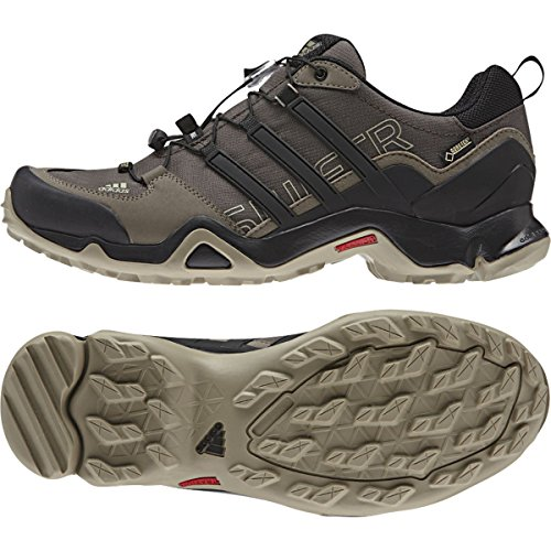 12581daf2 Adidas Terrex Swift R Gtx W Umber   Black   Grey Blend Women s Hiking Shoes  - 12 D(M) US - Buy Online in Oman.