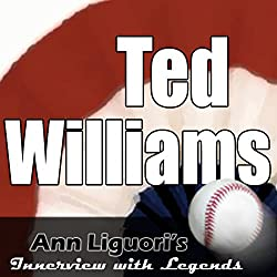 Ann Liguori's Audio Hall of Fame: Ted Williams