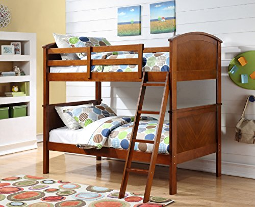 DONCO Kids 314TTO Mission Captains Trundle Bed, Twin, ()