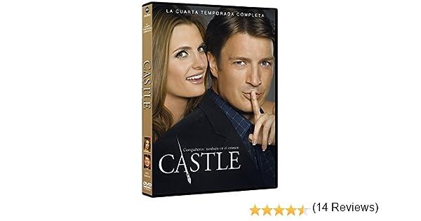 Castle - Temporada 4 [DVD]: Amazon.es: Nathan Fillion, Stana Katic ...