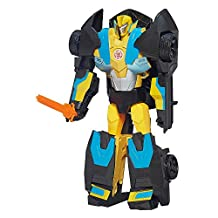 Transformers Clash of the Transformers 3-Step Changers Bumblebee Figure