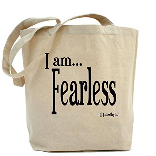 Design I 1 nbsp; nbsp;tote Fearless Cafepress Bag Am Ii Unique Timothy 7 wqEUZ5F