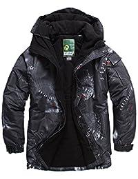 SOUTH PLAY Mens Premium Ski SnowBoard Wear Jacket Jumper UNIVERSE