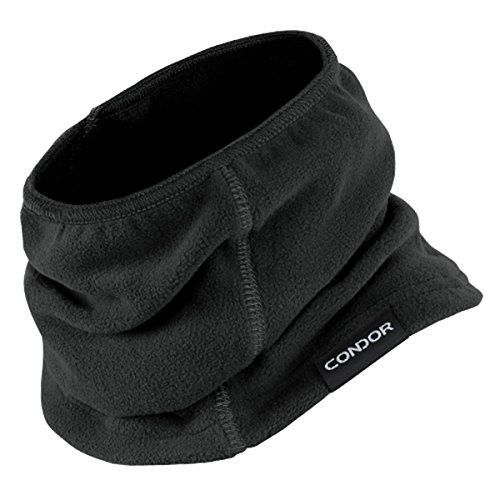 (Condor Thermo Neck Gaiter Black)