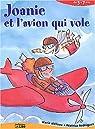 Joanie et l'avion qui vole par Mélisou
