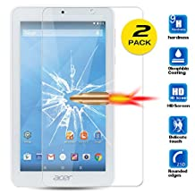 For Acer Iconia One (7 Inch) B1-770 Tempered Glass Screen Protector (pack 2) - Amaxy
