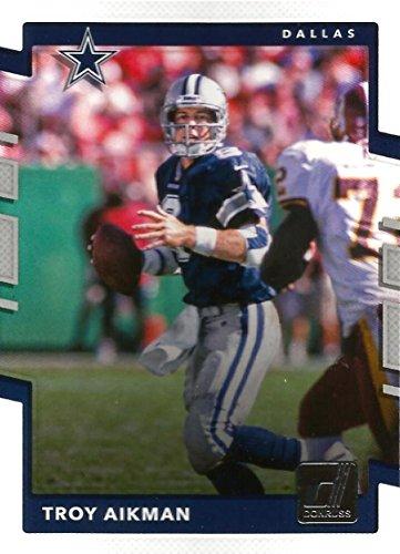 2017 Donruss #96 Troy Aikman Dallas Cowboys Football ()