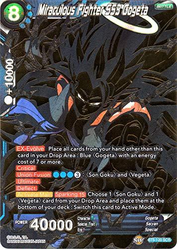 Amazon.com: Dragon Ball Super TCG - Miraculous Fighter SS3 ...