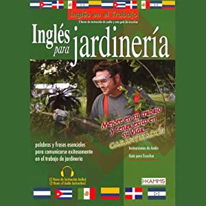 Ingles Para Jardineria (Texto Completo) [English for Landscaping] Audiobook