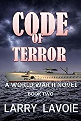 Code of Terror: A World War II Novel (Code Series Book 2)