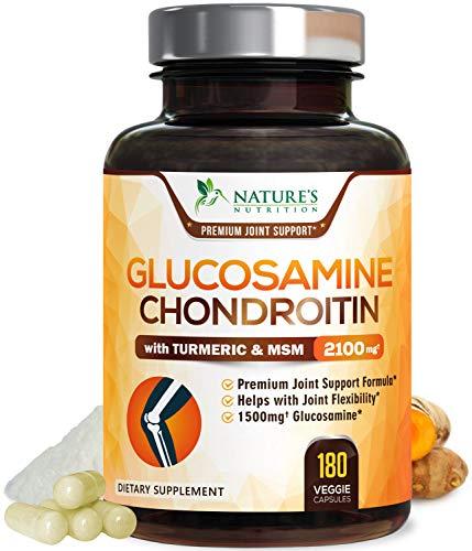 Glucosamine with Chondroitin Turmeric