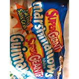 Campside Super Giant White Marshmallows 700g