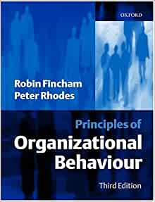 what have i learned in principles of organizational behavior Organizational behavior (ob) is the study of how people interact in organizations these interactions are governed by a number of factors, including your personal life, the personality of your boss or your boss's boss, a direct report, the team you have been assigned to, or the direction that the top of the organization has given to you.