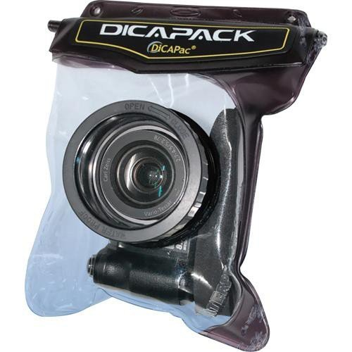 DiCAPac WPH10 Waterproof Case for High-End Cameras [並行輸入品]   B071WFFQKB