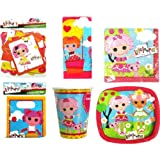 Lalaloopsy Complete Birthday Party Set - 16 Count