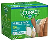 Best Adhesive Bandages - Curad Variety Pack Adhesive Bandages, 200 Count Review