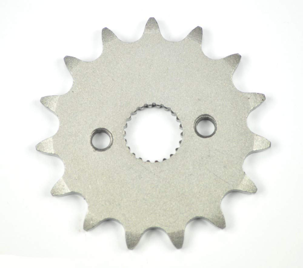 New 15T Steel Front Sprocket 15 Tooth Honda CR XR CRF 50 50F 70 70F 80 85