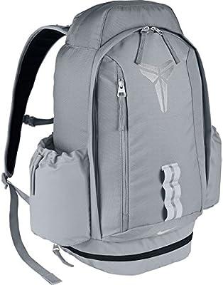 Nike Kobe Mamba XI Backpack de Baloncesto - BA5132-012, Gris/Negro ...