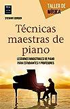 Técnicas maestras de piano