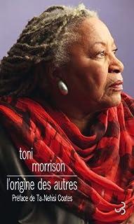 L'origine des autres, Morrison, Toni