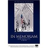 In Memoriam: New York City 9/11/01