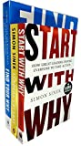img - for Leaders eat last,find your why and start with why 3 books collection set book / textbook / text book