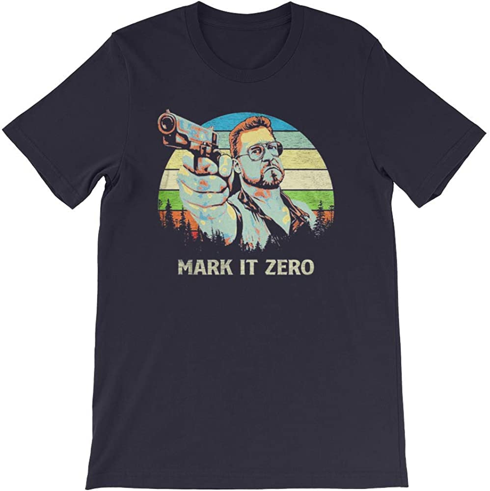 John The Big Lebowski Good Retro 90s Mark It Zero Tshirt Men Women Shirt
