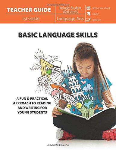 Basic Language Skills (Teacher Guide) by New Leaf Publishing Group