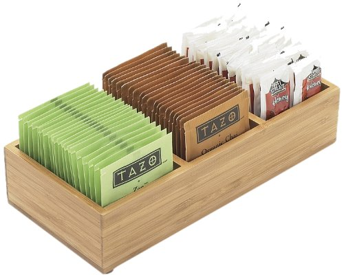 Cal-Mil 1246 Bamboo Packet Organizer from Cal Mil