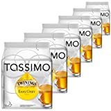 Tassimo Twinings Earl Grey Tea, Pack of 6, 6 x 16 T-Discs