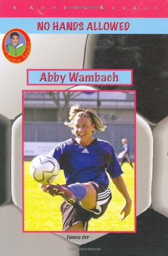Abby Wambach (Robbie Readers) (Robbie Readers No Hands Allowed)