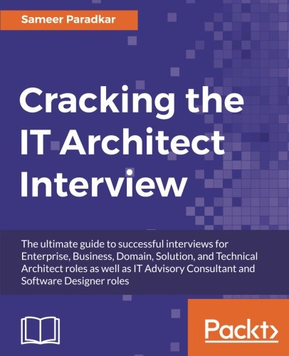 Cracking the IT Architect Interview - cover