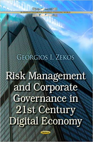 RISK MANAGEMENT AND CORPORATE GOVERNANC (Business Economics in a Rapidly Changing World)