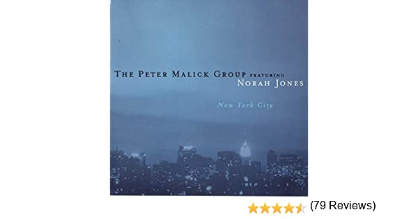 New York City: Norah Jones, The Peter Malick Group: Amazon.es: Música