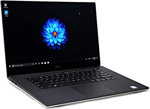 New XPS 15 7590 The World's Smallest 15.6-inch Laptop 4K UHD OLED Display 9th Gen Intel i9-9980HK GTX 1650 4GB (2TB SSD|64GB RAM|Win 10 PRO) (Renewed)