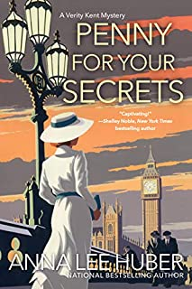 Book Cover: Penny for Your Secrets
