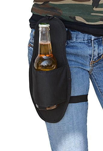 Fairly Odd Novelties Beer Hip Holster Single Bottle or Can Soda Beverage Holder made our list of Unique Camping Gifts For Men