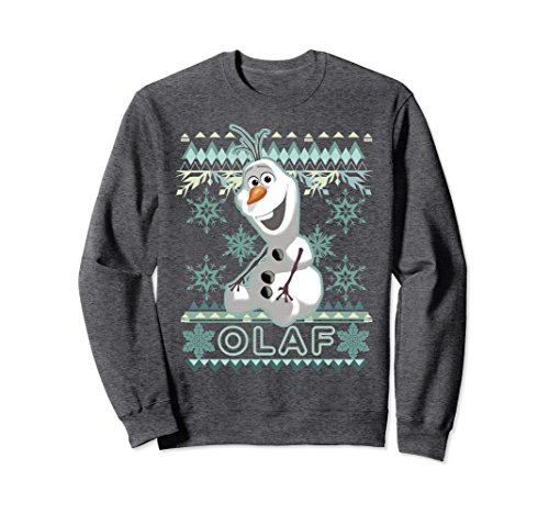 Frozen Olaf Ugly Christmas Sweater