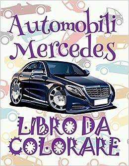 Automobili Mercedes Auto Disegni Da Colorare Libro Da