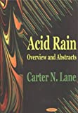 Acid Rain, Carter N Lane, 1590334612